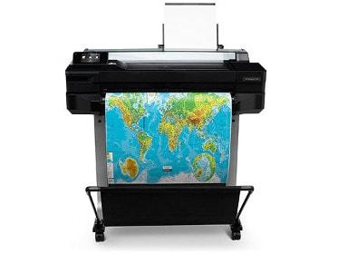 Großformatdrucker HP DesignJet T520