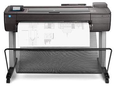 Großformatdrucker HP DesignJet T730