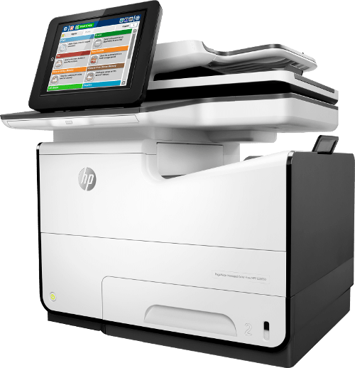 HP PageWide Managed MFP E58650z_500x518