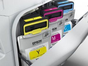 RIPS Farben Tintenstrahldrucker