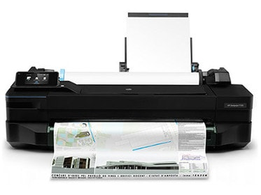 Großformatdrucker HP-DesignJet-T120