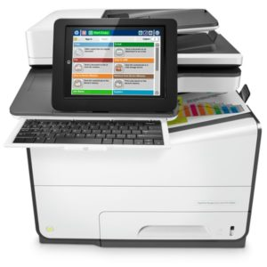 HP PageWide Managed Color Flow-MFP E58650z