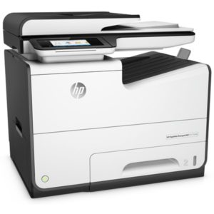 HP PageWide Managed Color MFP P57750dw Right facing