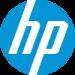 HP Logo weiß 100